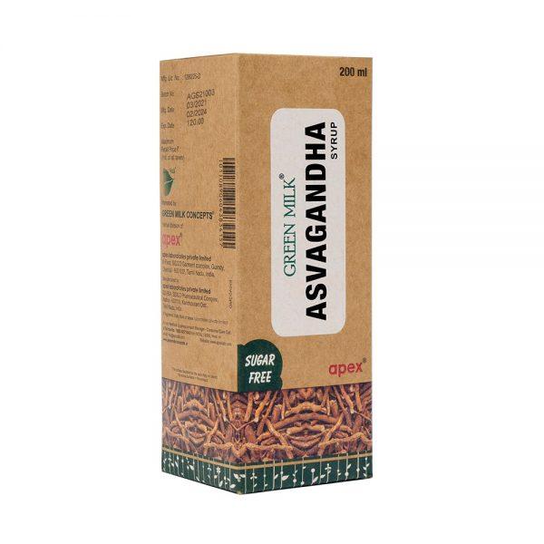 Ashwagandha-syrup